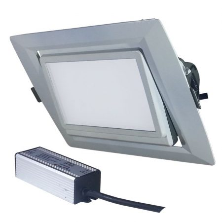 35W süllyeszthető kültéri COB LED reflektor