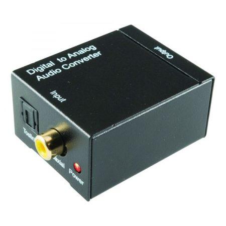 Digitális-analóg átalakító audio konverter
