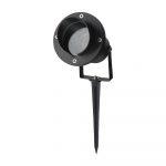 Leszúrható kültéri mini reflektor, kerti LED lámpa 230V