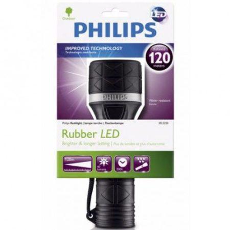 Philips SFL5250/10 elemlámpa vízálló LED zseblámpa