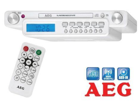 AEG KRC 4355 beépíthető konyhai rádió