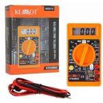 Digitális multiméter MK-0210