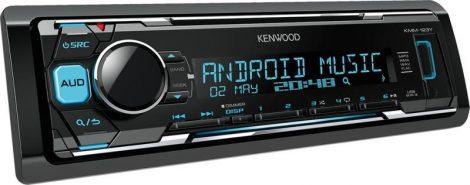 Kenwood USB/MP3 lejátszó autórádió - KMM-123Y