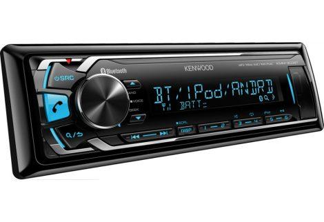 Kenwood USB/MP3/Bluetooth lejátszó autórádió - KMM-303BT