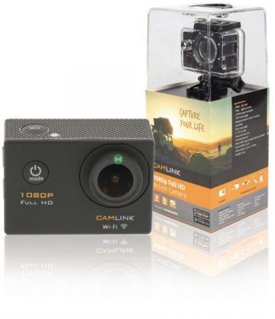 König CSAC 100 HD akciókamera, vízálló sport kamera