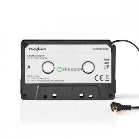 MP3 átjátszó / transzmitter magnó kazetta adapter