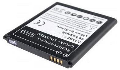 Utángyártott Samsung Galaxy S4 akkumulátor - 2100 mAh