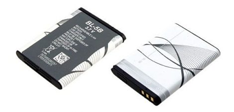 Utángyártott Nokia akkumulátor BL-5B akku 890mAh 3,7V
