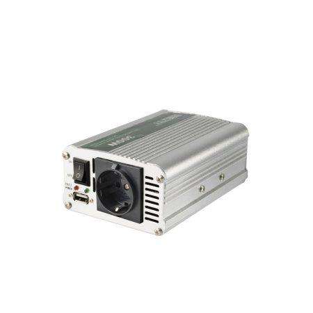 Autós feszültségátalakító inverter 12V / 230V / 600W