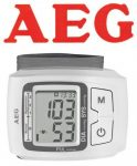 AEG BMG 5610 csukló vérnyomásmérő