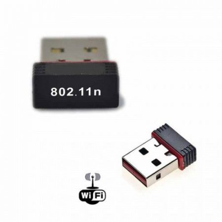 USB WIFI vevő antenna adapter