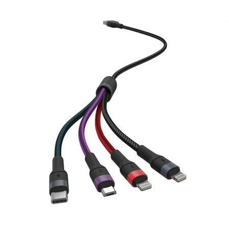 iPhone 5/6 USB adat és töltő kábel