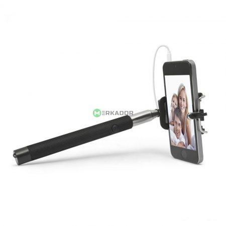 Selfie bot, fényképező / kamera állvány exponáló gombbal