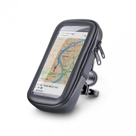 Vízálló kerékpár telefon, GPS tartó XL