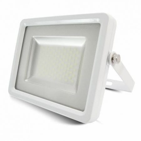 Prémium slim 50W SMD LED reflektor - Meleg fehér