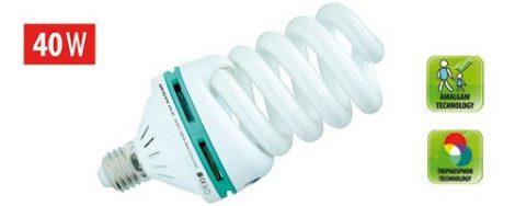 Energiatakarékos izzó, 40W / E27 / 4200K