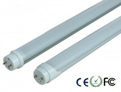 Szerelésmentes LED fénycső 120 cm T8 18 W 4000K