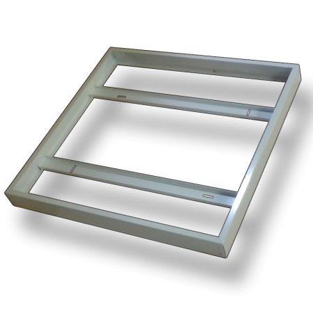 LED panel 60 x 60cm falon kívüli rögzítő keret