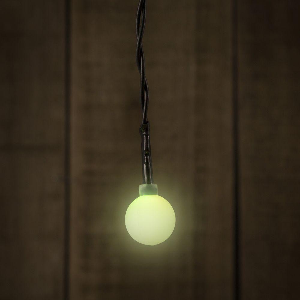 Színváltós ledes fényfüzér - 30 LED / 3,2m