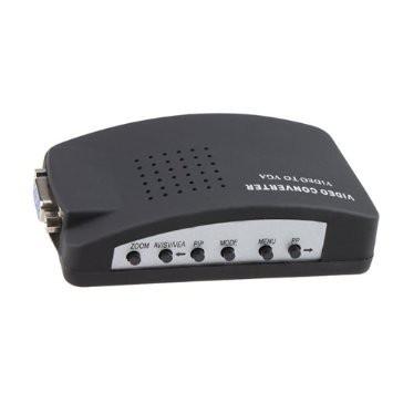 BNC - TV Video VGA átalakító konverter