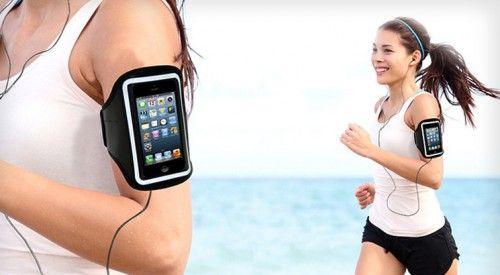 "Sport tok futáshoz, telefontok karpánt 5"" - 6"""