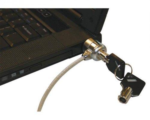 Univerzális kulcsos notebook laptop zár
