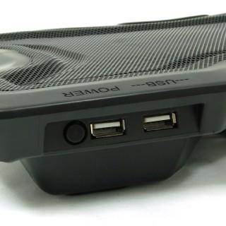 Ergonómikus laptop / notebook hűtő 35x28cm