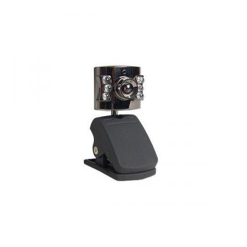 LED-es webkamera beépített mikrofonnal