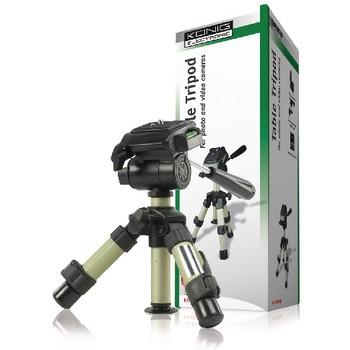 Profi mini tripod, asztali fényképezőgép, kamera állvány