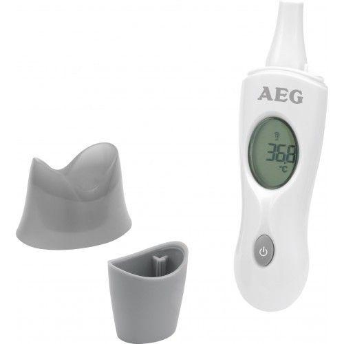 AEG FT 4925 digitális fülhőmérő, homloklázmérő