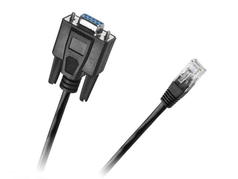 RS232 - RJ45 átalakító kábel