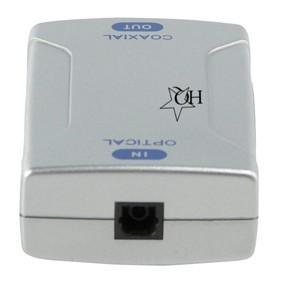 MK0854 Toslink optikai kábel - RCA átalakító adapter