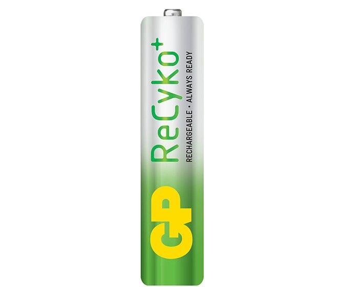 GP ReCyko tölthető ceruzaelem, akkumulátor AA elem