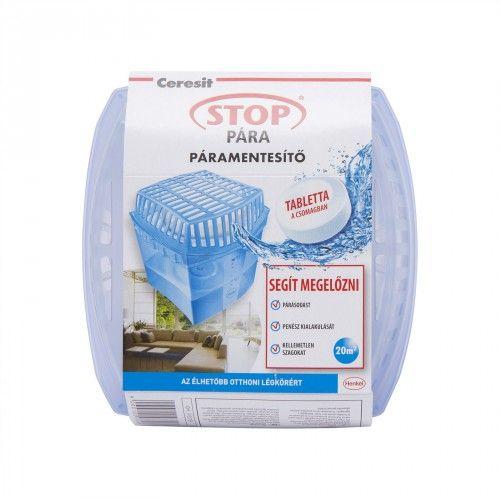 Ceresit Stop páramentesítő készülék + ajándék tabletta