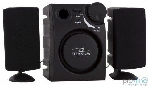 Asztali hangszóró szett, 2.1-es mini hangfal rendszer