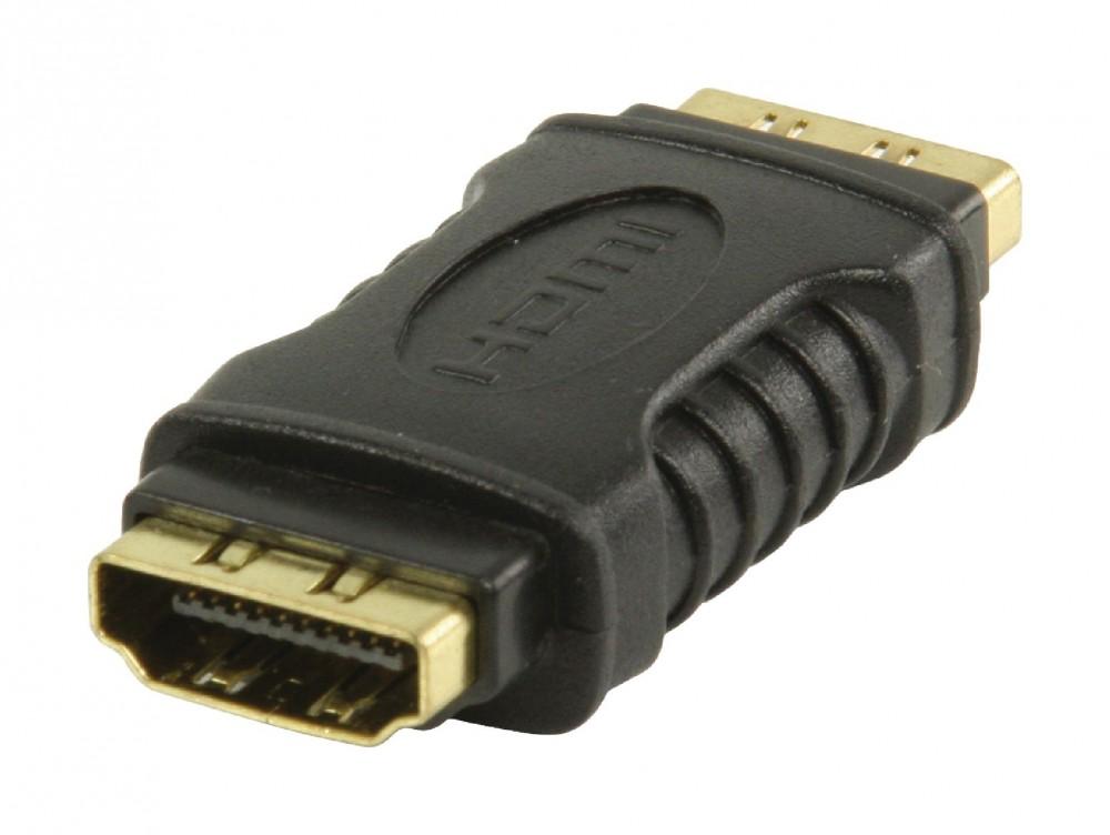 HDMI kábel toldó, anya csatlakozó