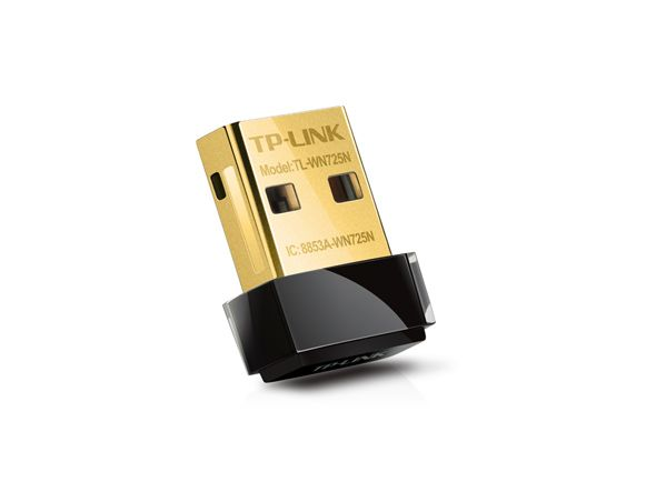 TP-Link Nano USB WIFI vevő antenna adapter TL-WN725N