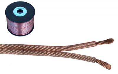 Hangszóró, hangfal kábel 2 x 2mm 100m