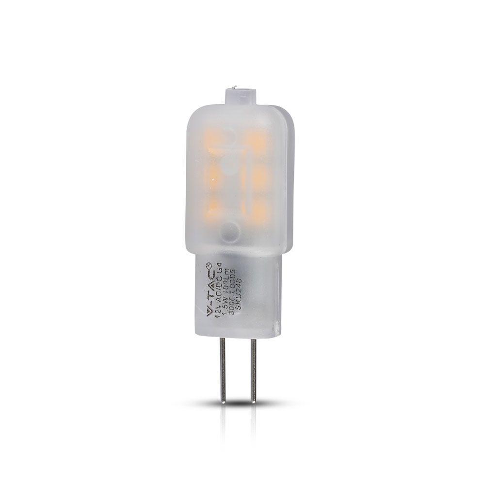10W E27 A60 LED izzó - Meleg fehér