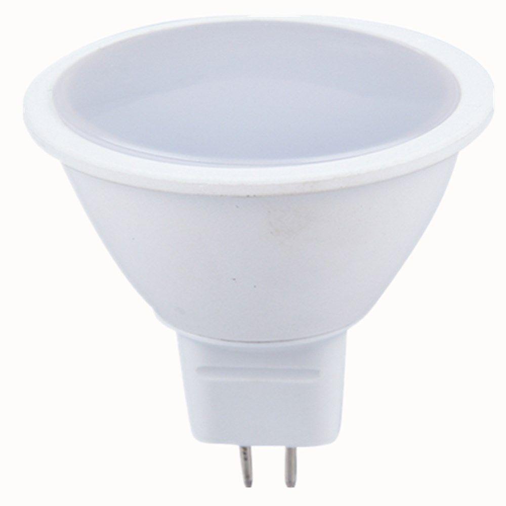 MR16 LED izzó 12V 7W - meleg fehér