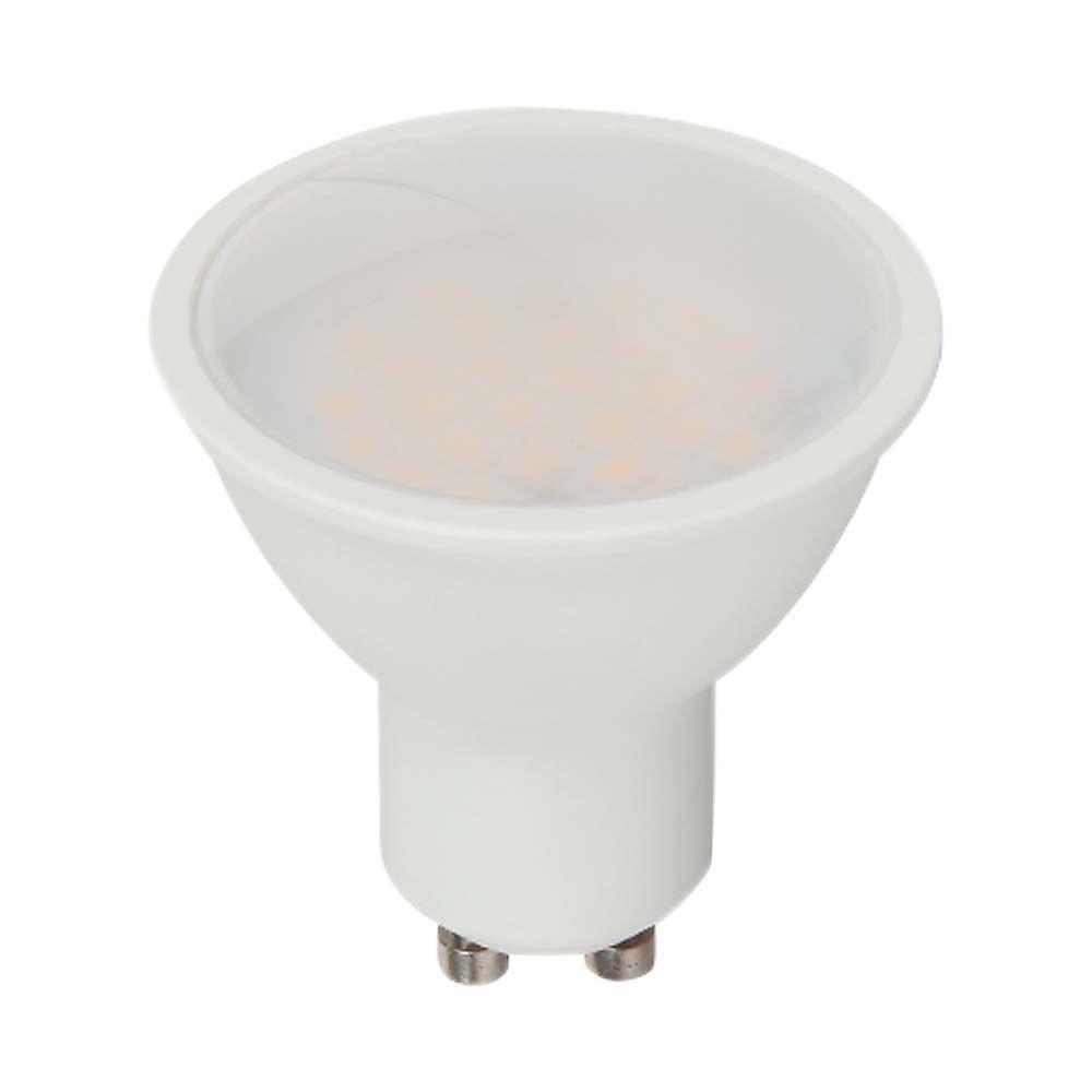 LED lámpa izzó, 4W, E27, hideg fehér