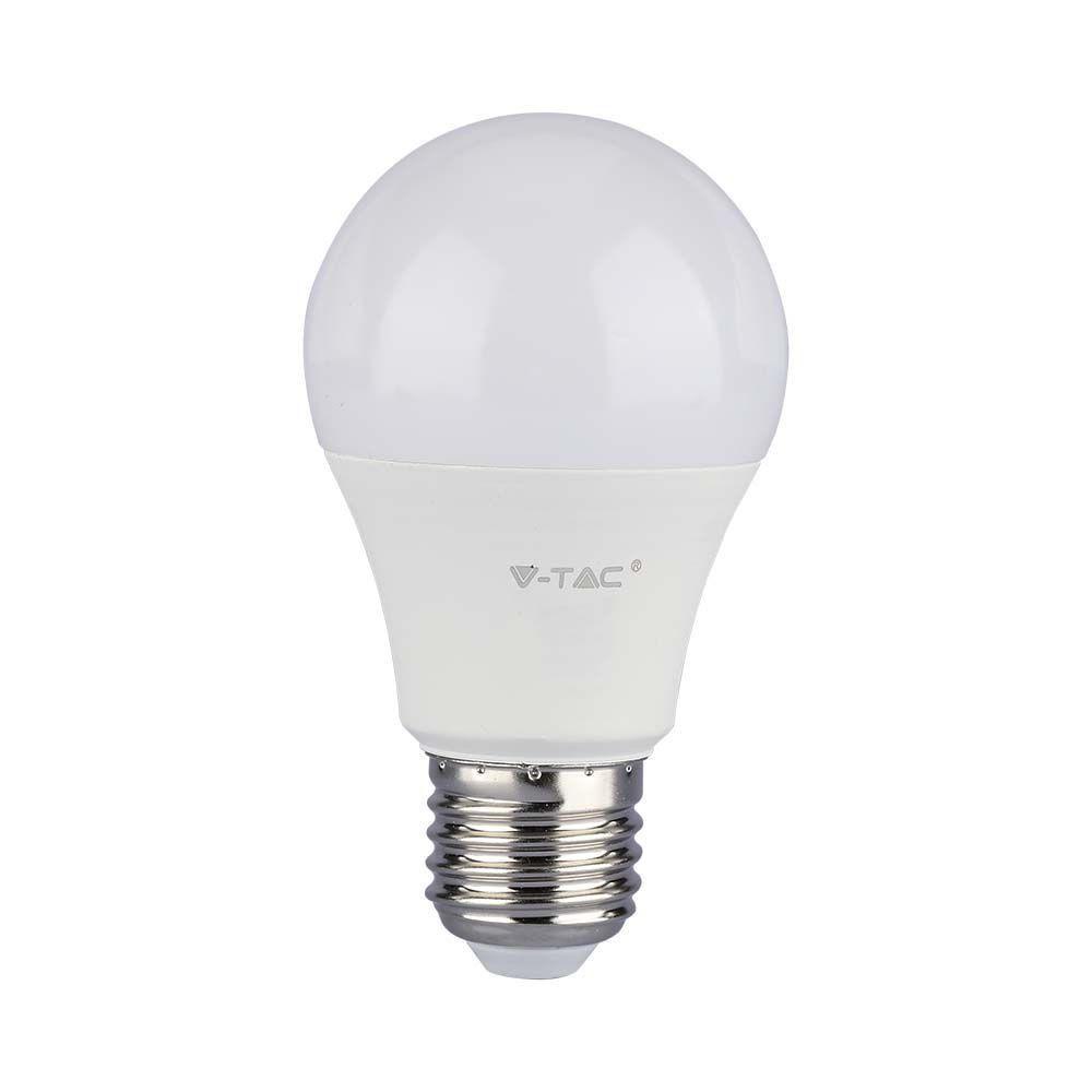Alkonykapcsolós LED izzó 9W E27 foglalattal