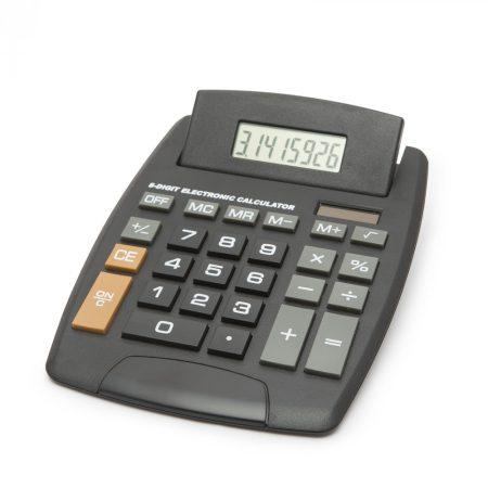 Asztali napelemes számológép