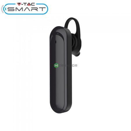 V-TAC Smart univerzális bluetooth headset v4.0 fekete - 7702