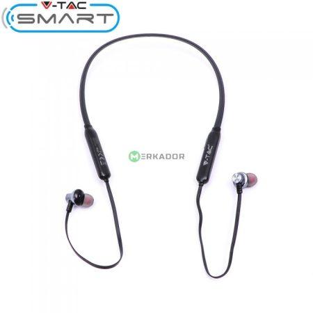 V-TAC sztereó sport headset, vezeték nélküli v4.0 bluetooth fejhallgató - 7710