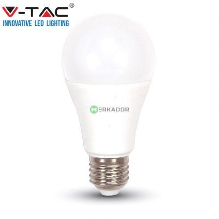 V-TAC dimmelhető 12W E27 A60 LED izzó - meleg fehér - 4275
