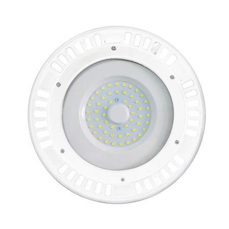 V-TAC LED csarnokvilágító mélysugárzó UFO lámpa 50W, 6400K - 5611