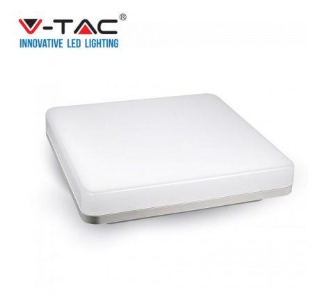 V-TAC LED panel, négyzet lámpatest, 25W - 3000K - 1395