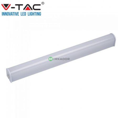 V-TAC 10W LED tükör világítás, természetes fehér - 3918