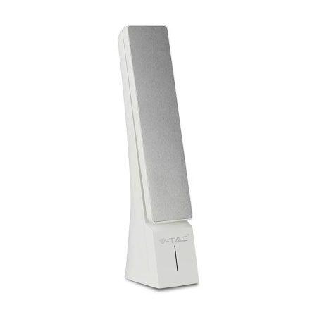 V-TAC érintőgombos LED asztali olvasólámpa beépített akkuval - 7098